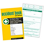 GDPR Compliant Accident Book
